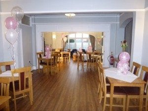 Elegant new function room